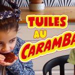 Tuiles Carambar – Vidéo