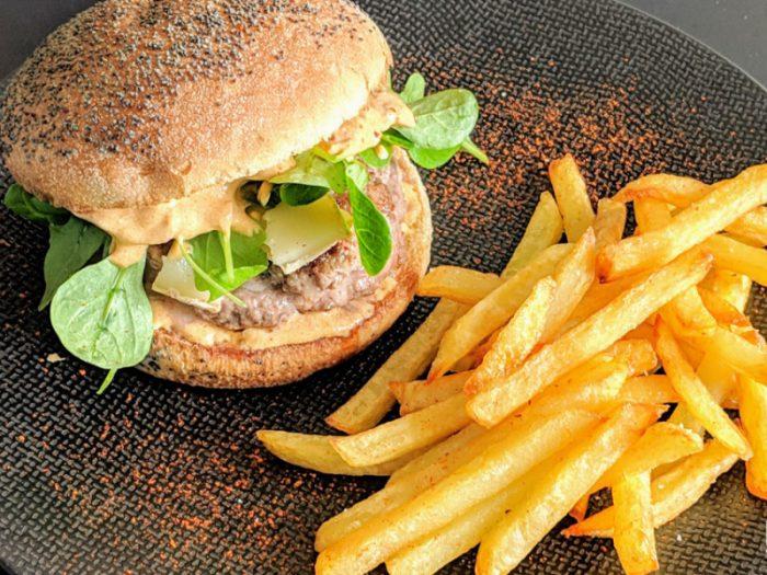 Burger Basque