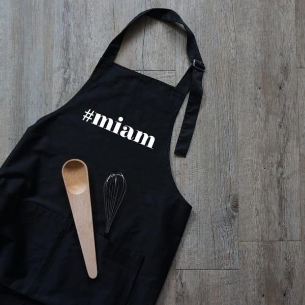 Tablier cuisine #Miam